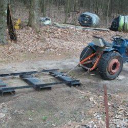 DIY Driveway Groomer