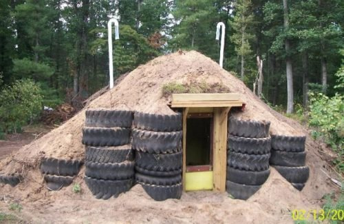DIY Root Cellar Storm Shelter