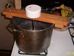 DIY Pot Stirrer