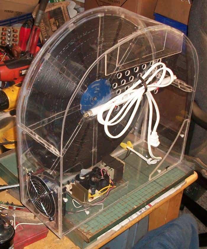 Multiwave Oscillator Plans
