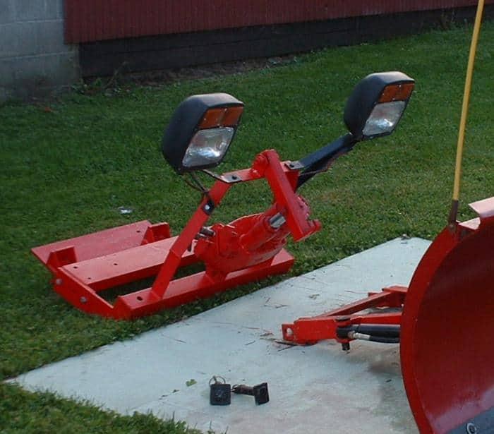 S10 Snow Plow Blueprints, Snow Plow Mount Plans
