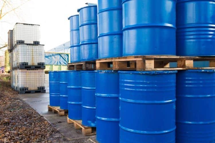 42 gallon barrel