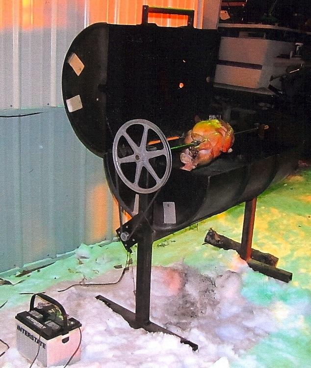 55 gallon drum bbq grill plans. 55 ...