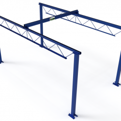 diy shop crane