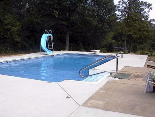 DIY Swimming Pool