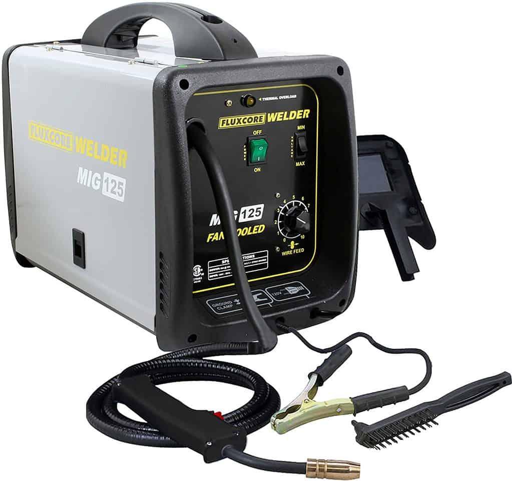 Pro-Series MMIG 125 Flux-Core/HIT 125