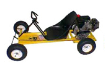 DIY Go Kart Plans (Includes 2 Go Kart Frame Designs)