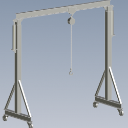 diy gantry crane