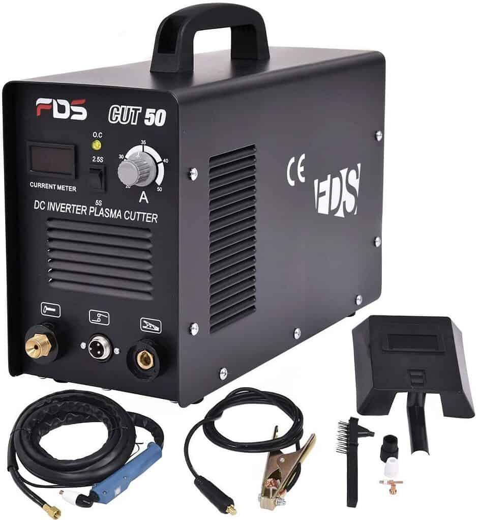 Goplus CUT-50 DC Dual-Voltage Inverter Plasma Cutter