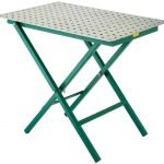 "Grizzly Industrial 36"" x 24"" Folding Welding Table"