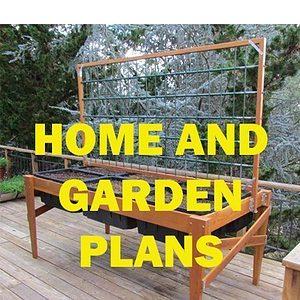 Home & Garden Plans