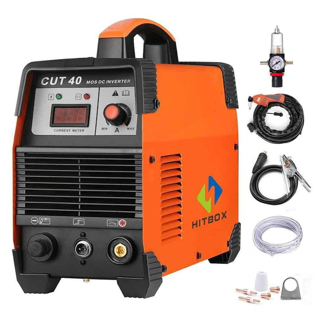 HITBOX CUT-40 Plasma Cutter (220/240V)