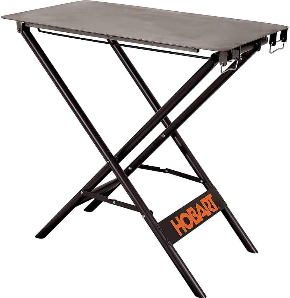 Hobart Portable Folding Welding Table