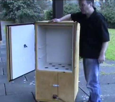 Build A Smoker Grill