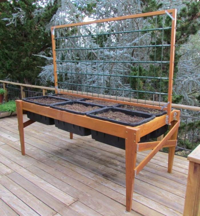 Raised Garden Bed Construction: 4x8 Raised Garden Bed Plans (Complete Plans, Tool And
