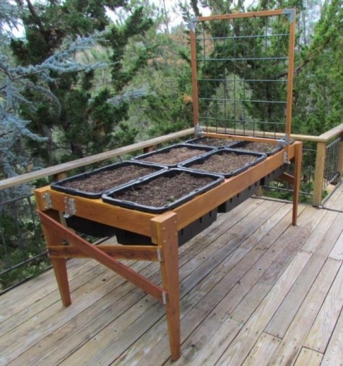 4x8 Raised Garden Bed Plans (Complete Plans, Tool And