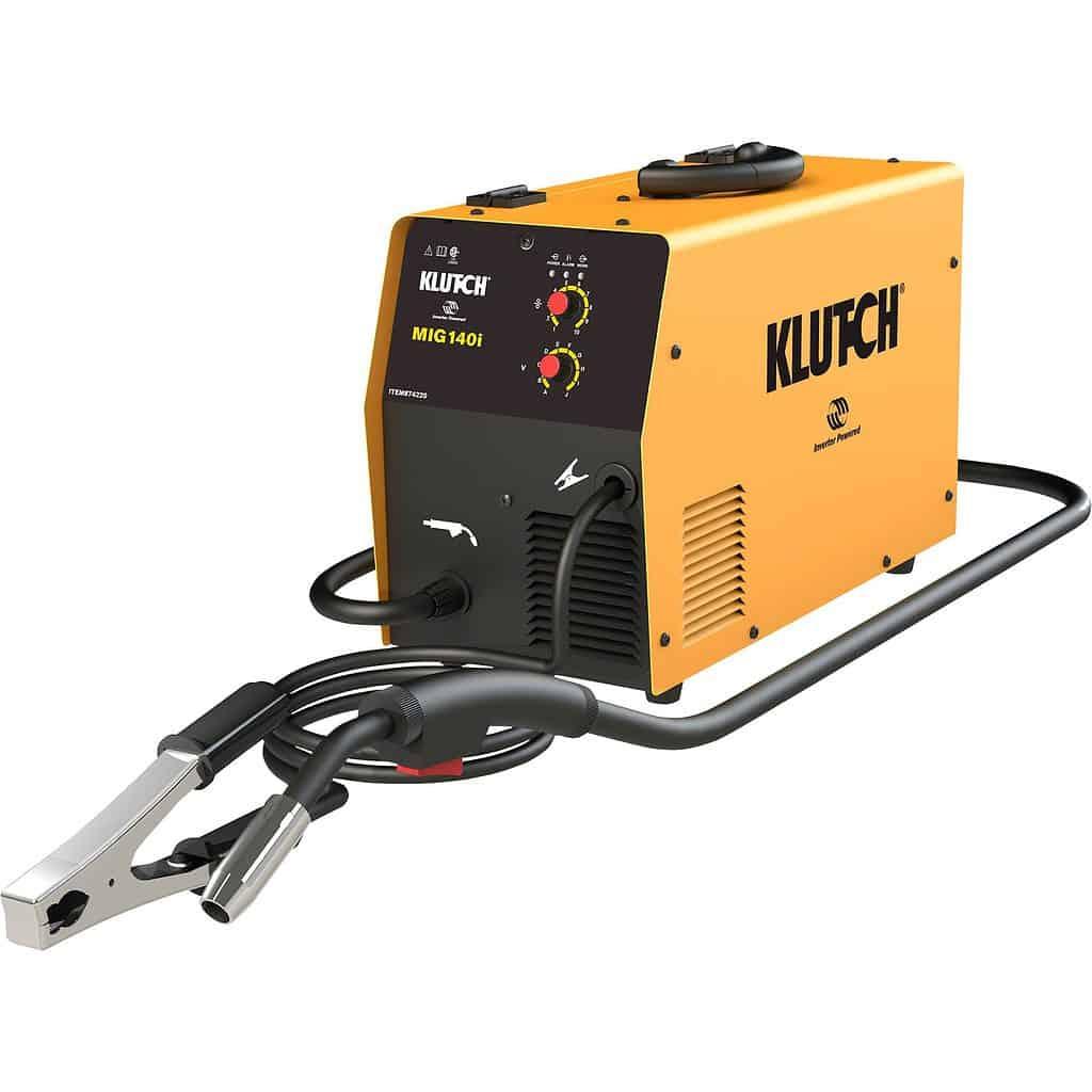 Klutch MIG 140i Flux-Core/MIG