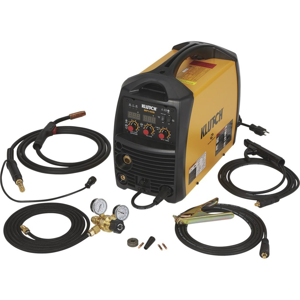 Klutch MIG Welder with Multi Processes