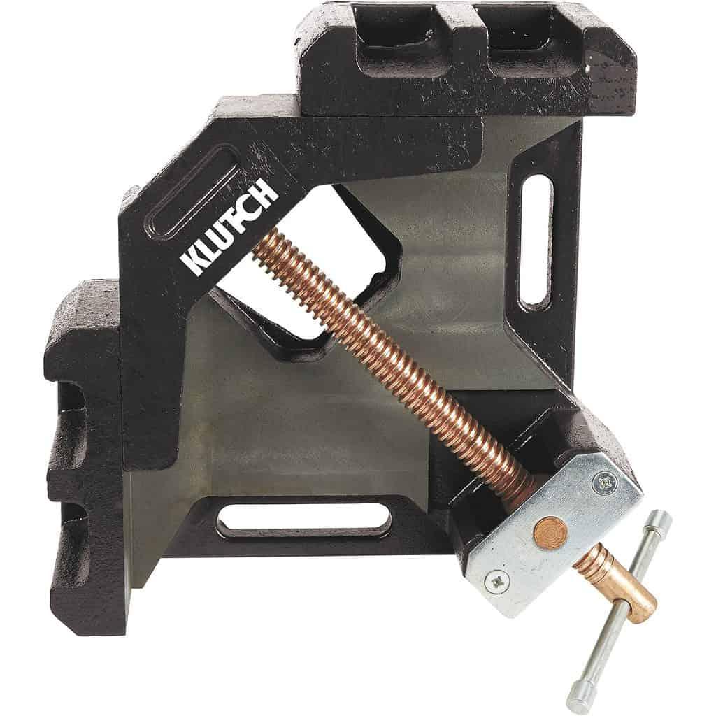 "Klutch 2-Axis 4"" Welding Angle Clamp"