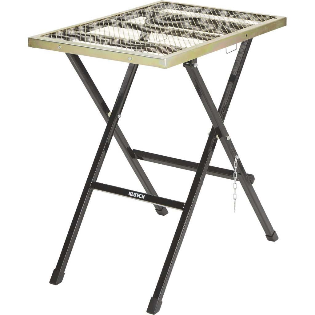 Klutch Portable Welding Table