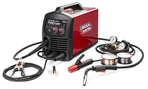 Lincoln Electric POWER MIG 140 MP Multi-Process Welder