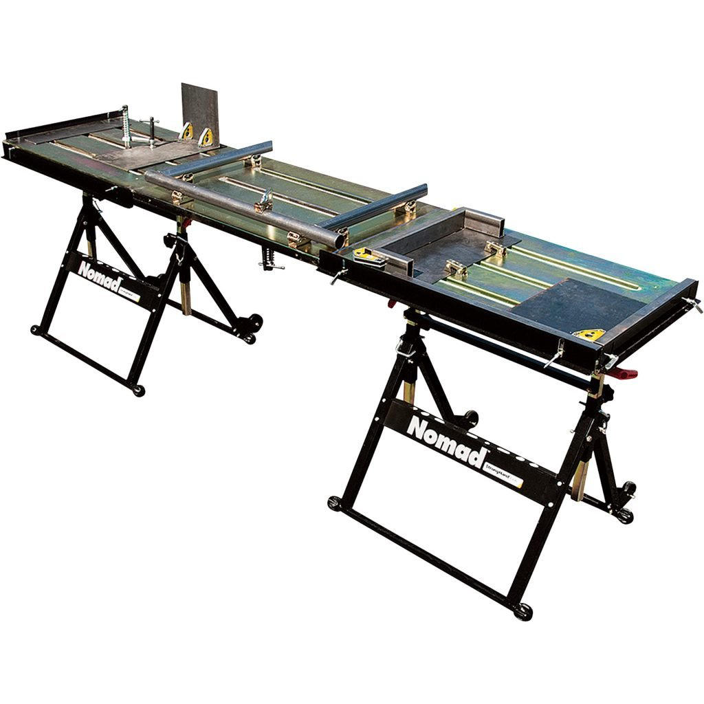 Strong Hand Tools Nomad Extended Table and Tools Kit