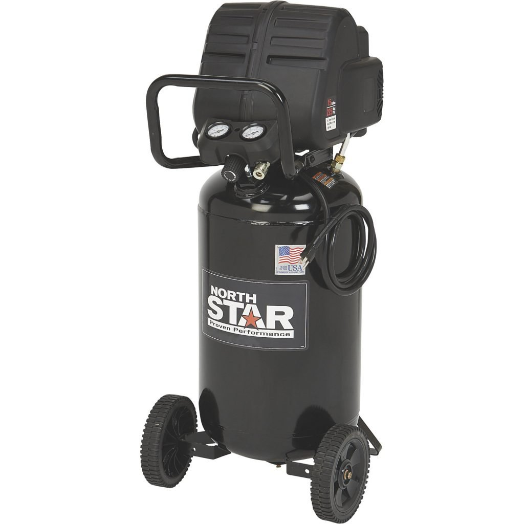 NorthStar Portable Electric Air Compressor