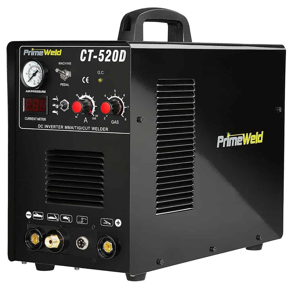 PrimeWeld CT-520D Multi-Process Welder (220/240V)
