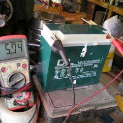 Rejuvenating Lead Acid Batteries