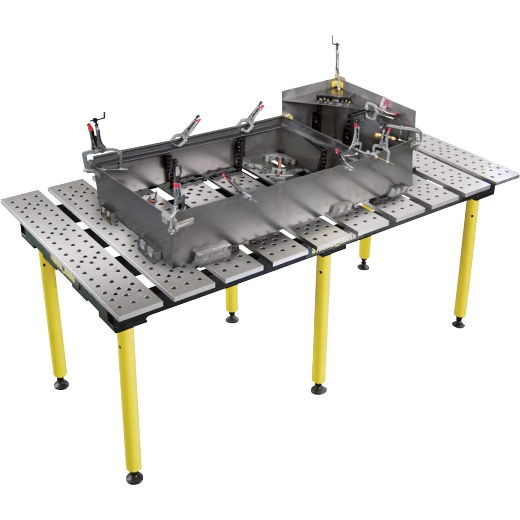 "Strong Hand Tools™ BuildPro Modular 78"" Welding Table"