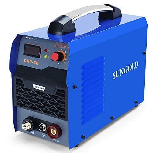 SunGold Power CUT-50 Dual-Voltage Inverter Plasma Cutter