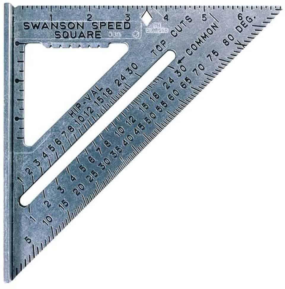 "Swanson 7"" Speed Square"