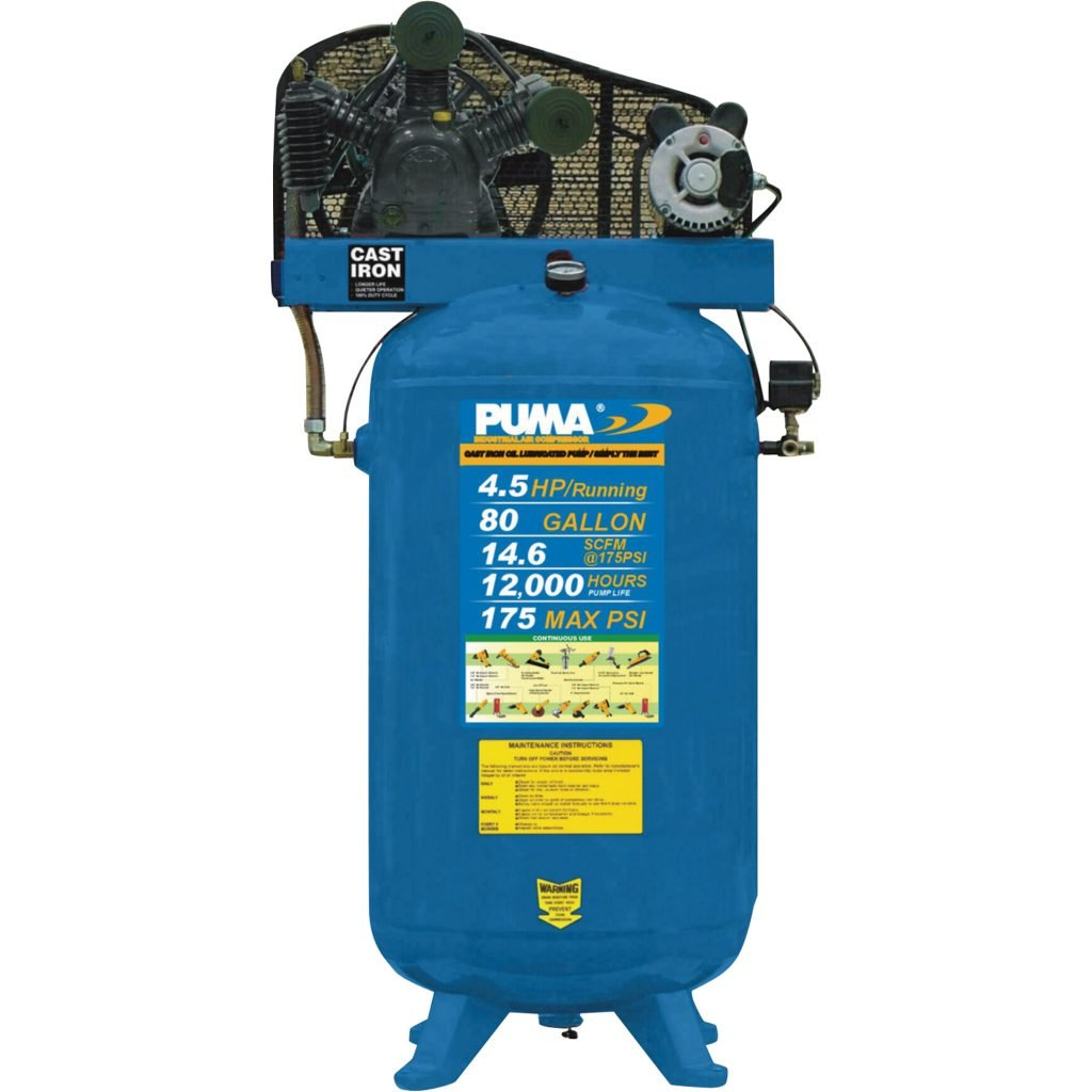 Puma 6.5 HP TE-6580V