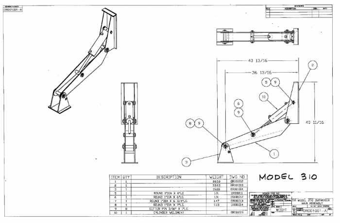 hydraulic schematics diagram trailer out riggers