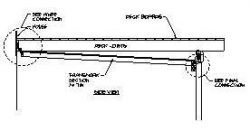 Under Deck Roofing Plans