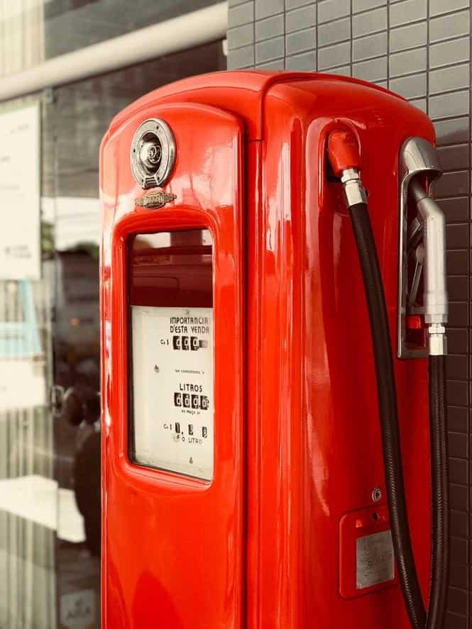 gasoline freezing point