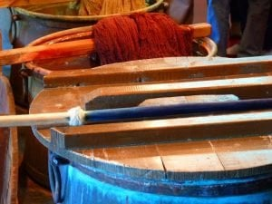 wood dyeing techniques