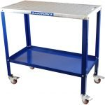 KASTFORCE Portable Welding Universal Work Table Cart