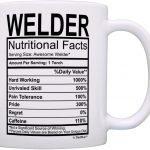 Welder Gag Gifts Coffee Mug