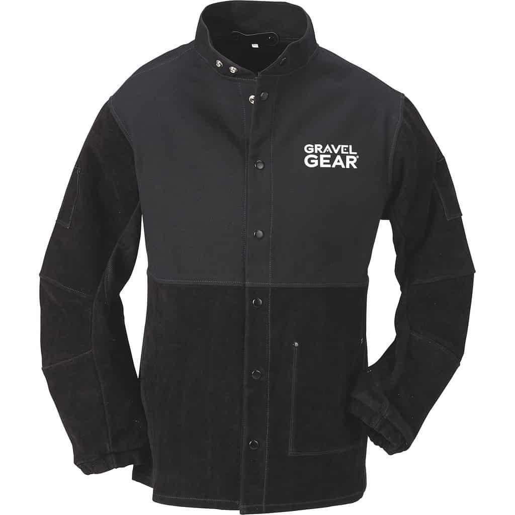Welding Jacket by Gravel Gear