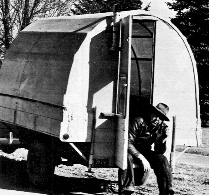 covered wagon plans