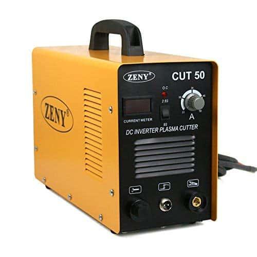 ZENY CUT-50 DC Dual-Voltage Inverter Plasma Cutter