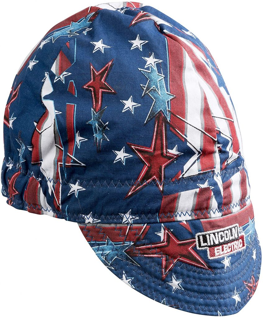 Lincoln Electric All American Welding Hat