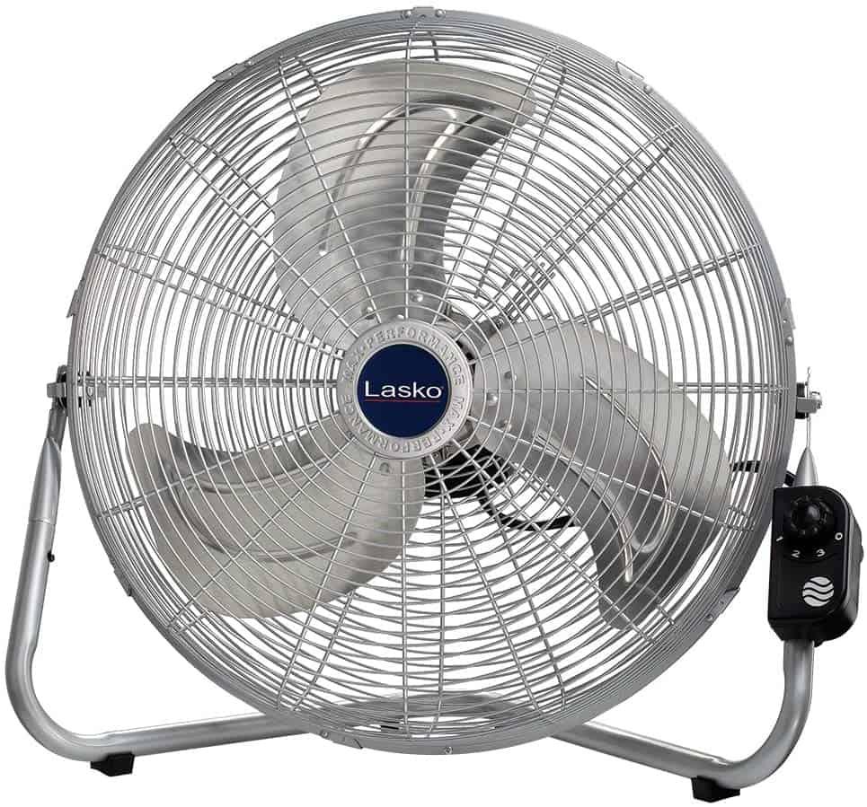 Shop fan.