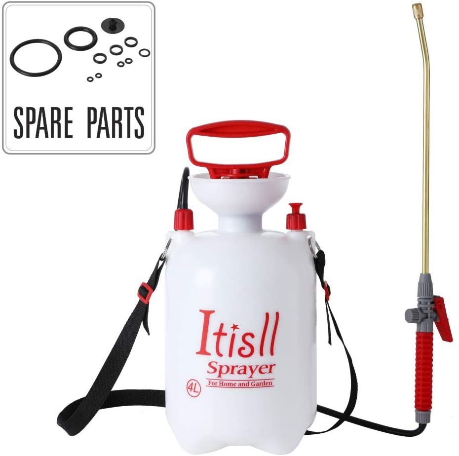 Itisll Sprayer - Pump Pressure Sprayer