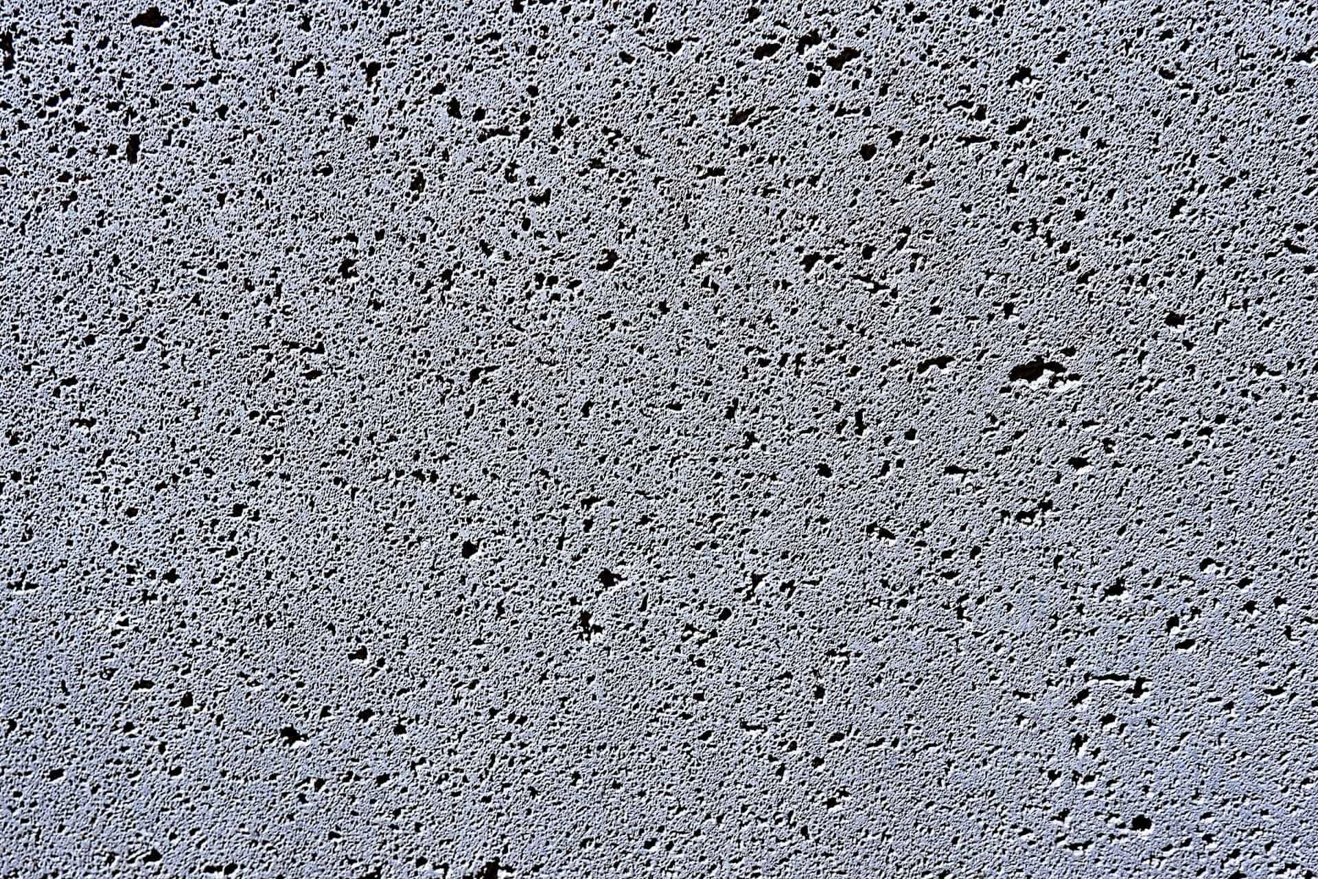 does vinegar dissolve concrete
