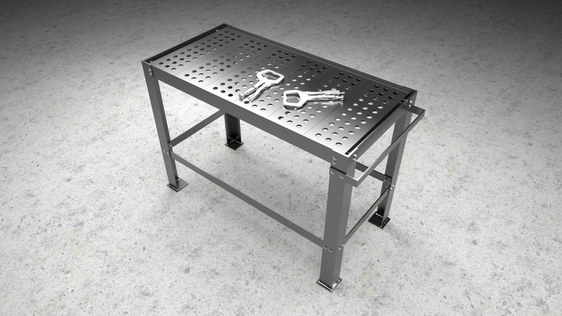 best welding tables