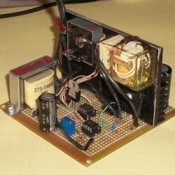 build a voltage regulator