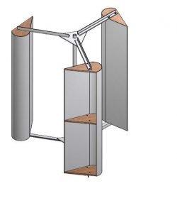 diy vertical wind turbine