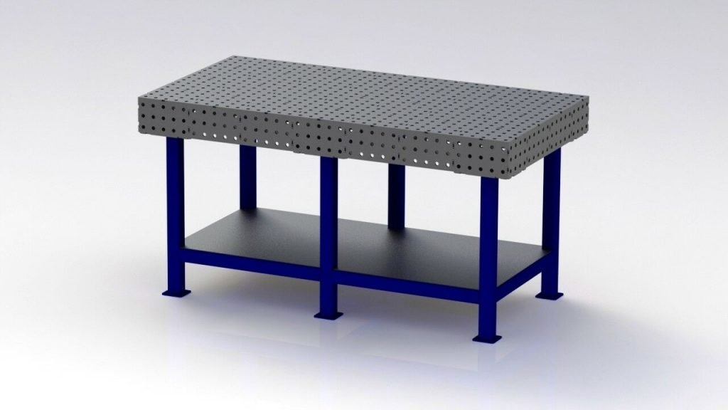 Welding Table Plans